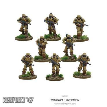 Konflikt 47 German Heavy Infantry – Bild 2