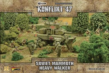 Konflikt 47 Soviet Mammoth Walker