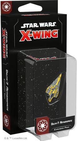 Star Wars X-Wing Delta-7 Aethersprite 2 Edition Erweiterung (Deutsch)