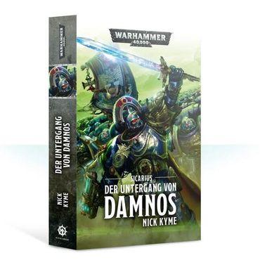 Sicarius Der Untergang von Damnos (Deutsch)