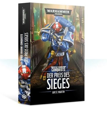 Space Marine Conquests Der Preis des Sieges (Deutsch)