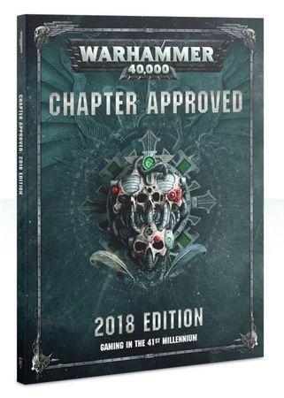 Warhammer 40.000 Chapter Approved 2018 (Enlisch)