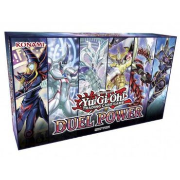 Yu-Gi-Oh! Duel Power Box (Deutsch)