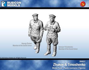 Zuhkov & Timoshenko 1/56 28mm