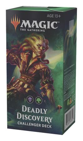 Magic Challenger Deck Deadly Discovery (Englisch)