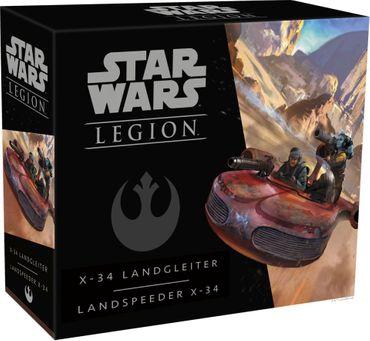 Star Wars Legion X-34 Landgleiter Erweiterung (Deutsch/Italienisch)