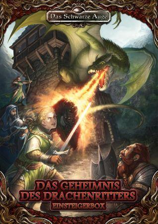 DSA 5 Das Geheimnis des Drachenritters Einsteigerbox (Deutsch)