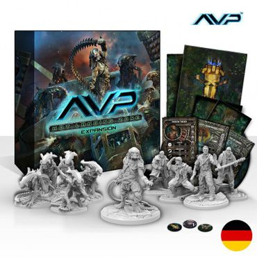 AVP Hot Landing Zone Expansion (Deutsch)