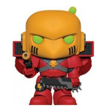 Funko POP! Warhammer 40K Blood Angels Assault Marine Vinyl Figure 10cm