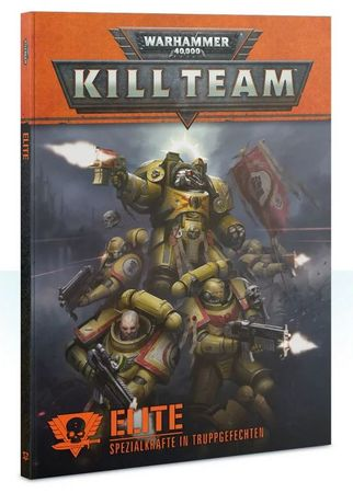 Warhammer 40.000 Kill Team Elite (Deutsch)