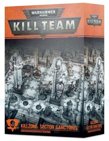 Kill Zone Sector Sanctoris (Deutsch)