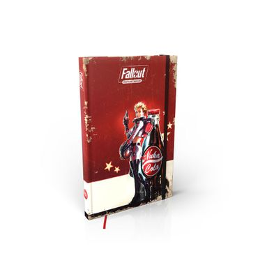 Fallout Wasteland Warfare Accessories Nuka Notebook (Englisch)