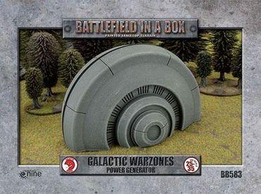 Battlefield in a Box Galactic Warzones Power Generator