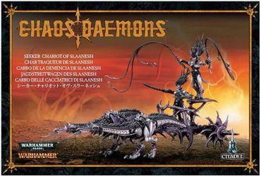 Daemons of Slaanesh Chariot [GW WEB EXKLUSIV]