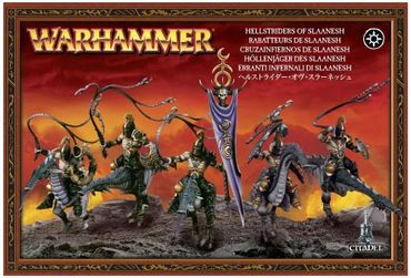 Daemons of Slaanesh Hellstriders [GW WEB EXKLUSIV]