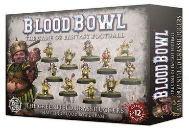 Blood Bowl Greenfield Grasshuggers Team