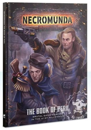 Necromunda The Book of Peril (Englisch)