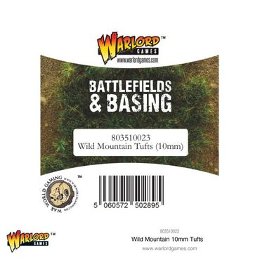 Wild Mountain Tufts 10mm Basing Material