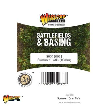 Summer Tufts 10mm Basing Material