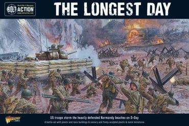 Bolt Action The Longest Day D-Day Battle Set 28mm