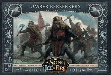 A Song Of Ice And Fire Stark Umber Berserkers (DE/ES/FR/IT/CN/RU)