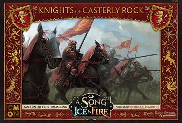 A Song Of Ice And Fire Lannister Knights of Casterly Rock (DE/ES/FR/IT/CN/RU)