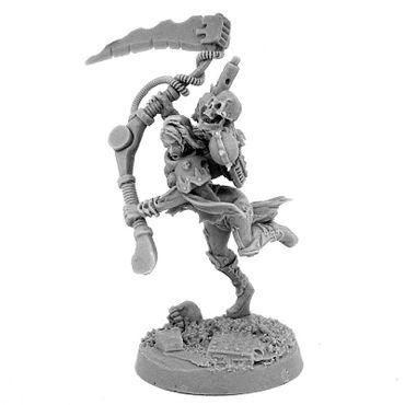Chaos Renegade Sister With Scythe