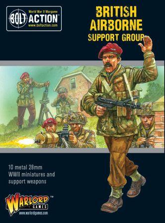 British Airborne Support Group 28mm