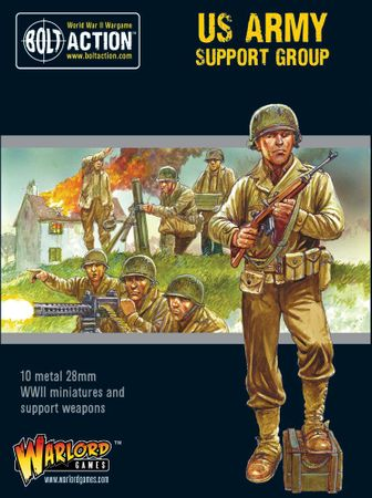 US Army Support Group 28mm