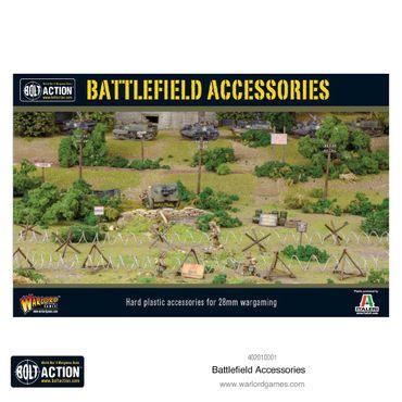 Bolt Action Battlefield Accessories 28mm