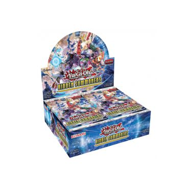 Yu-Gi-Oh! Hidden Summoners Boosterpackung (Deutsch)