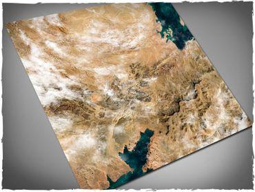 Deep Cut Studio Wargames Terrain Mat Orbital Dunes 4x4