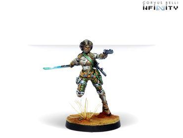 Haqqislam Namurr Active Response Unit (Heavy Pistol, E/M CCW)