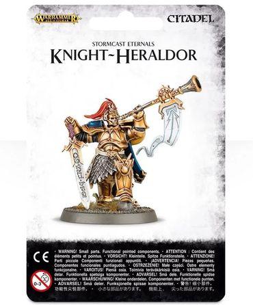 Stormcast Eternals Knight Heraldor [GW WEB EXKLUSIV]