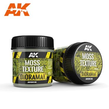 AK Interactive Moss Texture 100ml