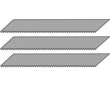 3 Sägeblätter für Präzisions- Bastelmesser / Skalpell