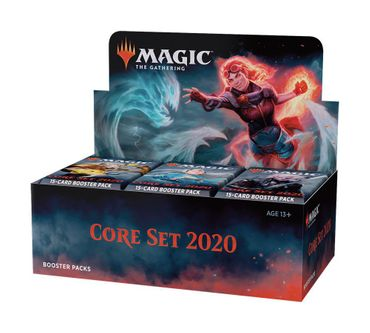Magic Core Set 2020 Display mit 36 Boosterpacks (Englisch)