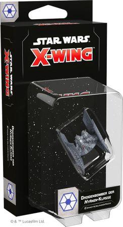 Star Wars X-Wing Droidenbomber der Hyänen Klasse 2 Edition Erweiterung (Deutsch)