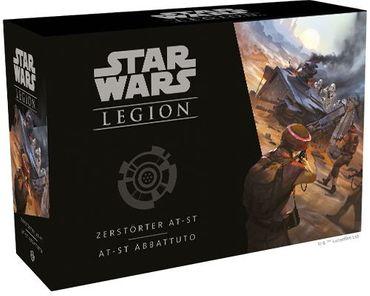 Star Wars Legion Zerstörter AT-ST Erweiterung (Deutsch/Italienisch)