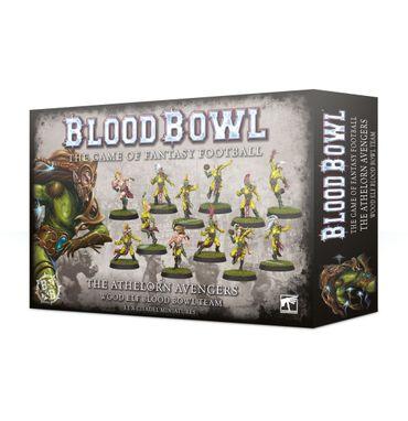 Blood Bowl Athel Loren Avengers Team