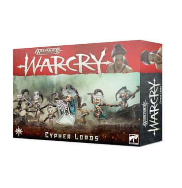 Warhammer Age of Sigmar Warcry Cypher Lords Warband