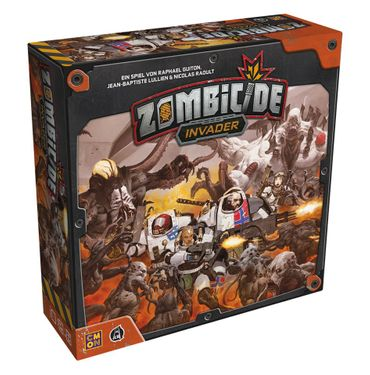 Zombicide Invader (Deutsch)