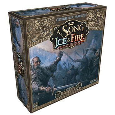A Song Of Ice And Fire Freies Volk Starter Set (Deutsch)