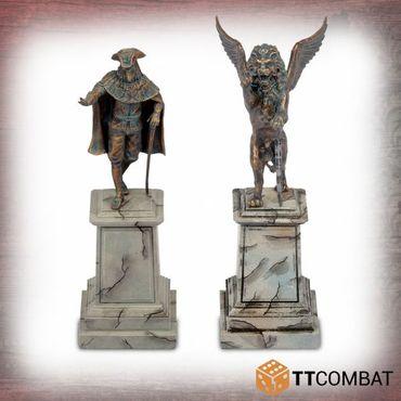 Venetian Statues 28mm