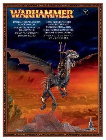 Aelves Dreadlord on Black Dragon [GW WEB EXKLUSIV]