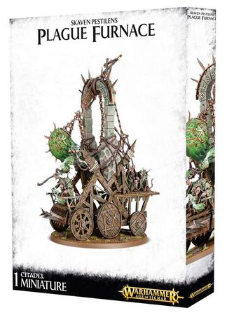 Skaven Pestilens Screaming Bell / Plague Furnace [GW WEB EXKLUSIV]