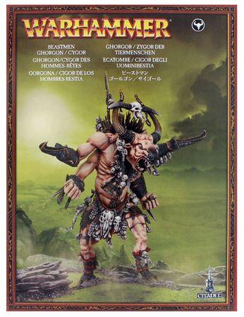 Beasts of Chaos Ghorgon / Cygor [GW WEB EXKLUSIV]