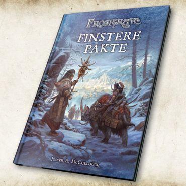 Frostgrave Finstere Pakte (Deutsch)