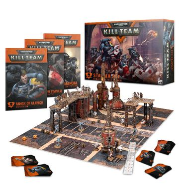 Warhammer 40.000 Kill Team Starterset (Deutsch)