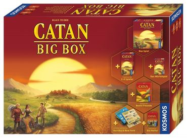 Catan Big Box 2019 (Deutsch)